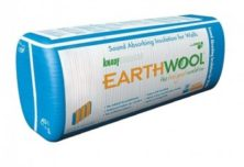 Knauf Earthwool R2.7HP 28KG/m³ High performance Acoustic/Thermal Insulation Batt (580W x 1160L) 90mm